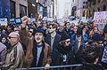 March against Trump, New York City (30833770982).jpg
