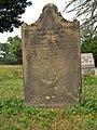 Margaret Ann Mitchell Tombstone, Hiland Cemetery, 2015-08-17, 01.jpg