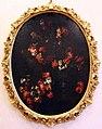 Margherita caffi, vaso di fiori con testa scolpita, 1686 (mi) 01.JPG