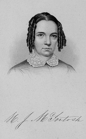 Maria Jane McIntosh - Maria Jane McIntosh