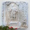 Maria Saal Lind 2 Schloss roem Grabbaurelief mit Opferdiener und Lebensbaum 05102015 7987.jpg