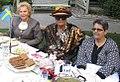 Marianne Bernadotte, Lars Jacob & Linda Myers 2016.jpg