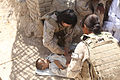 Marines, sailors provide medical care to Afghan women, children throughout northern Marjah DVIDS300406.jpg