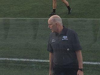 Pittsburgh Riverhounds - Mark Steffens, former head coach