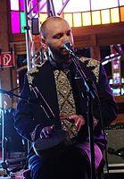 Marko Halanevych (DakhaBrakha) (Haldern Pop 2013) IMGP6671 smial wp.jpg