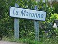 Maronne Argentat panneau D33.JPG