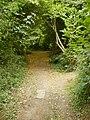 Marsh Lane west of Gibberd Gardens - geograph.org.uk - 1518897.jpg