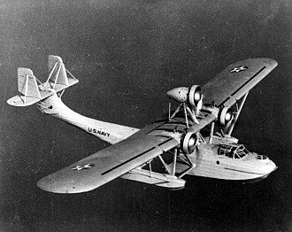 Consolidated P2Y - The Martin XP2M-1