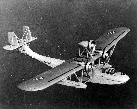 Martin XP2M-1