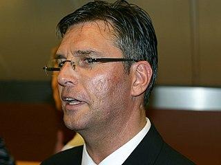 Martin van Geel Dutch footballer