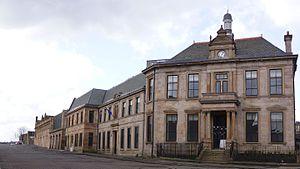 Maryhill - Maryhill Burgh Halls