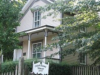 Caleb Burns House
