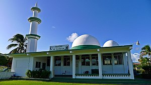 Islam in Trinidad and Tobago - Masjid al Tawbah in Lowlands, Tobago