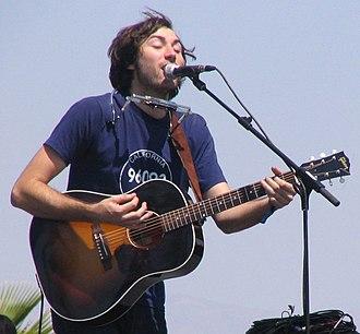 Matt Costa - Matt Costa performing at the 2006 Coachella Valley Music and Arts Festival