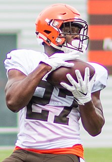 Matthew Dayes American football running back
