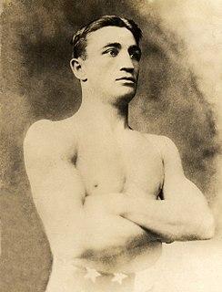Matty Matthews American boxer