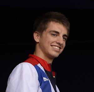 Max Whitlock - Whitlock in 2012