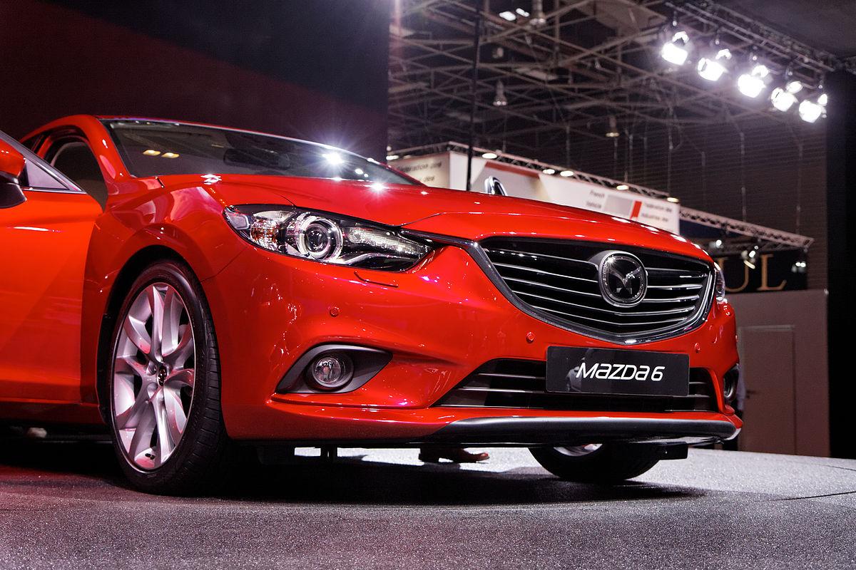 Mazda 6 - Wikipedia