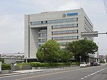 Mazda head office 2008.JPG