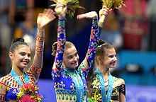 Rhythmic gymnastics - Wikipedia