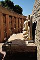 Meditating Buddha - East Side - South Gateway - Stupa 1 - Sanchi Hill 2013-02-21 4380.JPG