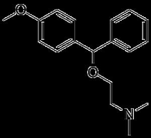 Medrylamine - Image: Medrylamine