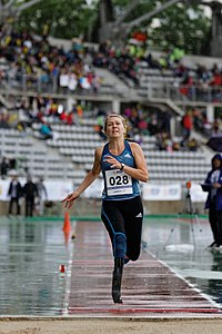 Meeting d'Athlétisme Paralympique de Paris - Iris Pruysen 01.jpg