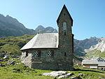 Kapelle Maria zum Schnee, Meglisalp