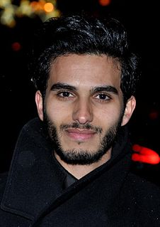 Mehdi Dehbi Belgian actor and theater director