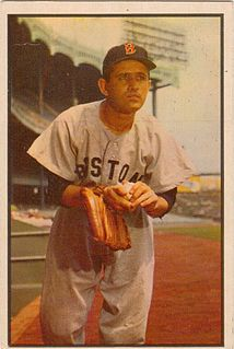 Mel Parnell American baseball player