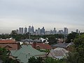 Melbourne City Skyline From Northcote.JPG