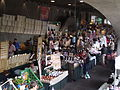Melbourne Sunday market.JPG
