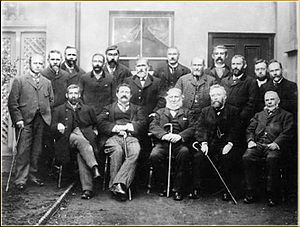 Aberdare Urban District Council election, 1894 - Members of the first Aberdare Urban District Council, 1894