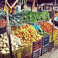 Mercado de hortalizas, Caripe Venezuela..JPG