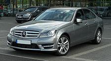 Mercedes Benz W204 Wikipedia Wolna Encyklopedia