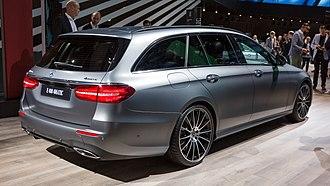 Mercedes-Benz E-Class (W213) - E400 Wagon