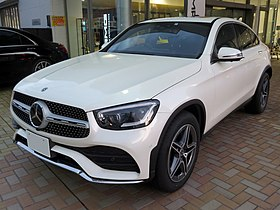 Mercedes-Benz GLC 220d 4MATIC Coupe (C253) front.jpg