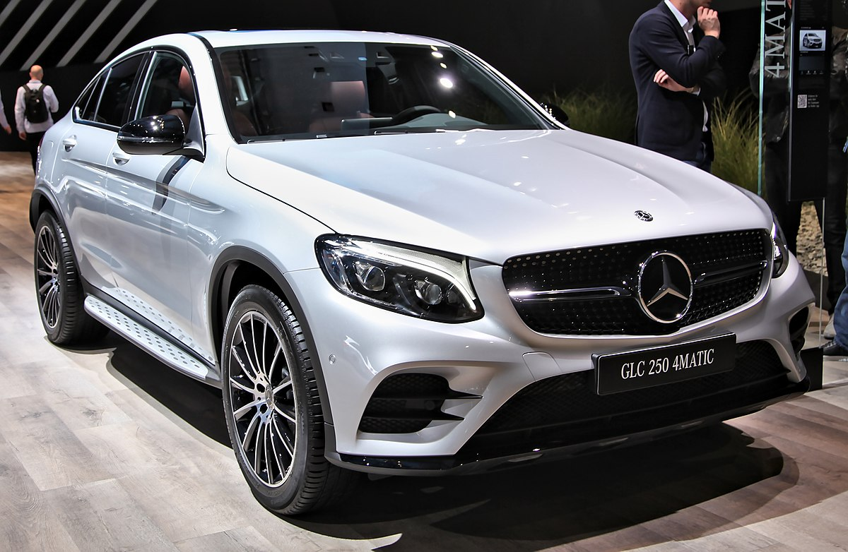 mercedes benz glc coupe wikidata. Black Bedroom Furniture Sets. Home Design Ideas