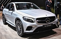 Mercedes-Benz GLC 250 4MATIC Coupé (seit 2016)