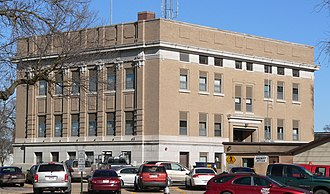 Merrick County, Nebraska - Image: Merrick County Courthouse 7