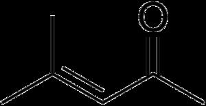 Mesityl oxide - Image: Mesityl oxide