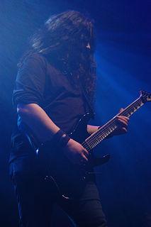 Hamish Glencross British musician