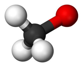 Methoxide - The structure of the methoxide ion.