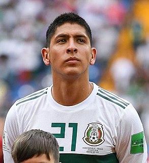 Edson Álvarez Mexican association football player