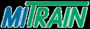 Ann Arbor-Detroit Regional Rail - Image: Mi Train logo