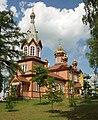 Michałowo - Orthodox church of St. Nicholas 02.jpg
