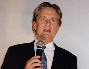 Michael Douglas. The Photo was taken at the Ci...