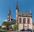 Michaelskapelle, Kiedrich, South view 20140909 1.jpg
