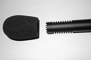 Sound quality - Microphone covers are occasionally used to improve sound quality by reducing noise from wind.