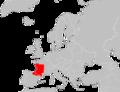 Microtus gerbei range Map.png